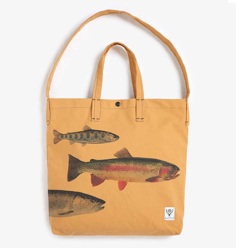 printed grocery bag