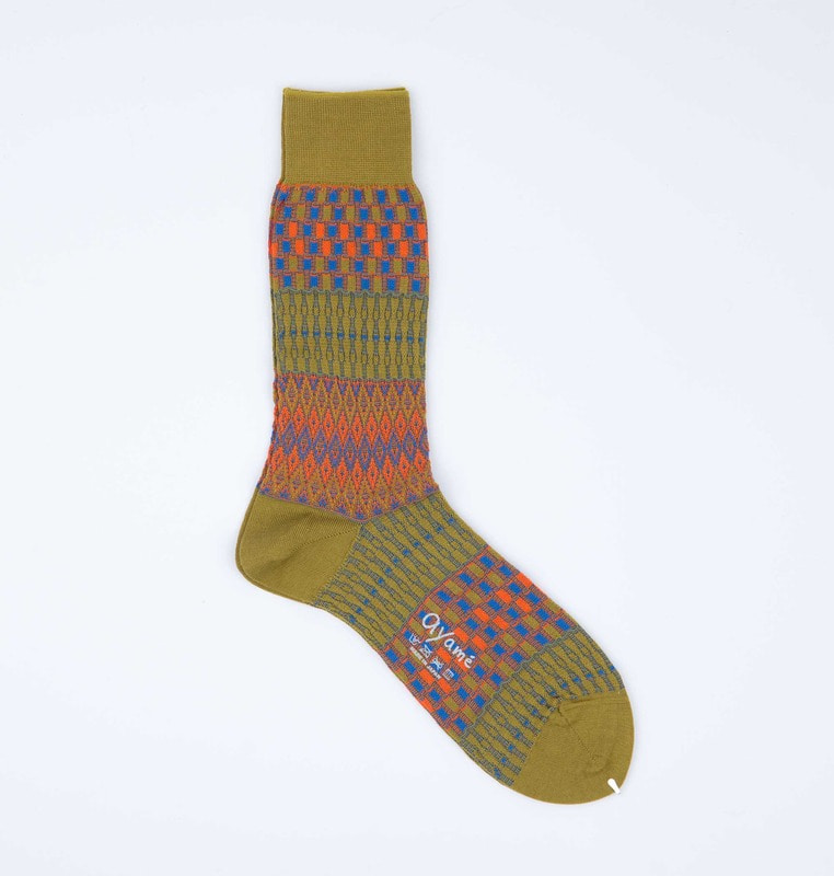 basket lunch socks
