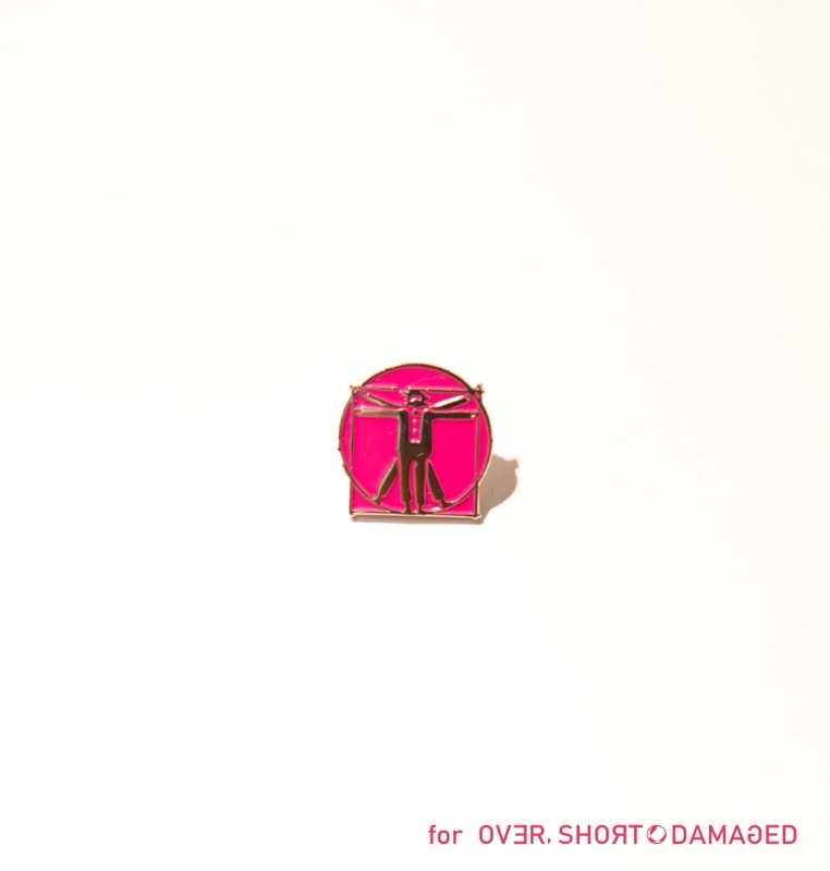 HN logo pin  for o,s&d