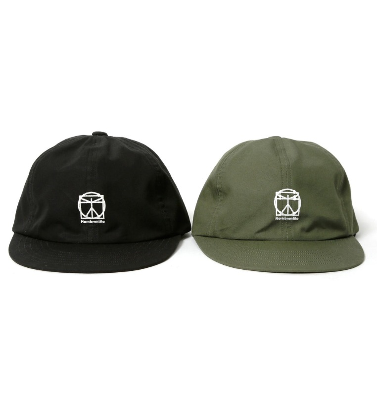 × comesandgoes 6 panel cap (mark)
