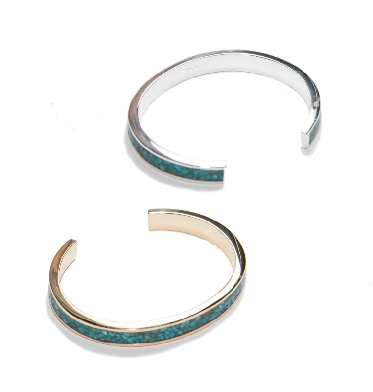 ×SKULSS  TURQUOISE bangle